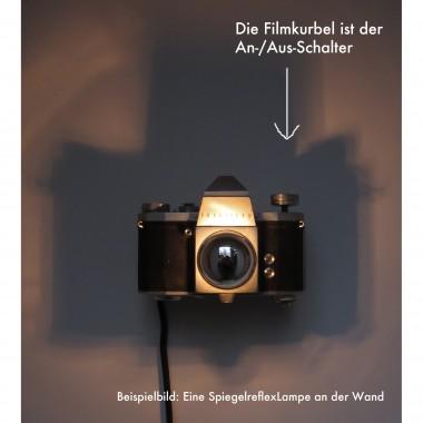 LampenSchmiede SpiegelreflexLampe superTL