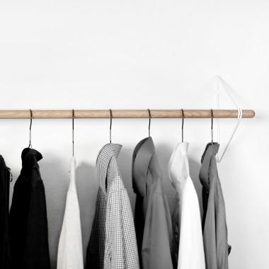 SPRING Garderobensystem (verschiedene Größen) – Result Objects