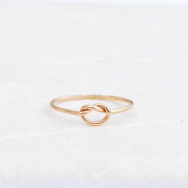 iloveblossom Knots of Love (fine silber)