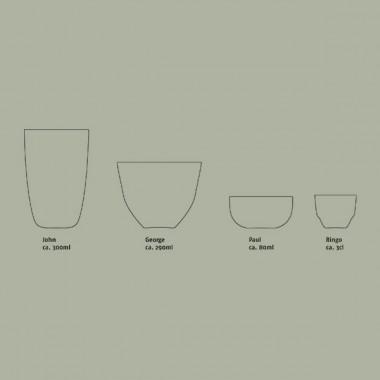 "Raku-Cup ""Ringo"" – studio.drei"