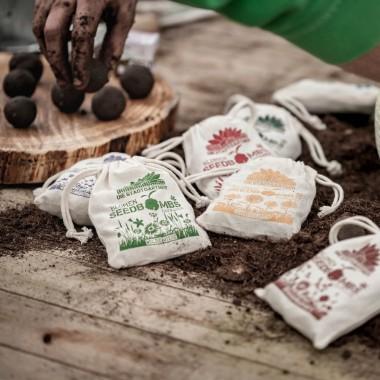 DieStadtgärtner Samenbomben | Jetzt Umgebung begrünen
