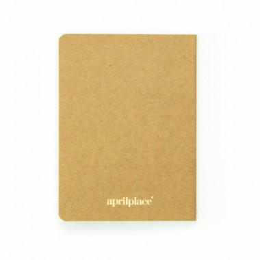 aprilplace // Notes // Schreibheft Din A6