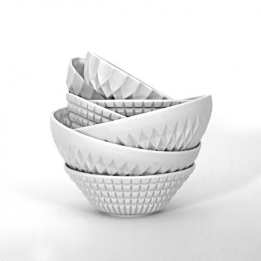 """Gompf & Kehrer Porcelain Bowl """"Grand"""""""