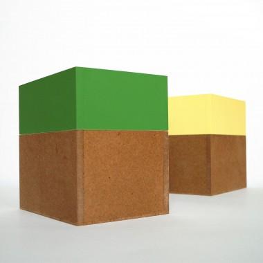 Box mit Samentüten (leer), Gartenbox zum Sammeln von Saatgut, für Hobbygärtner, Balkon, Garten