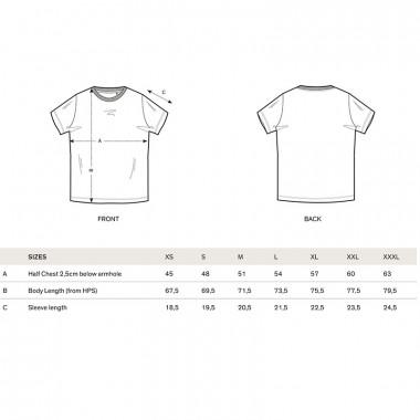 Robert Richter – Micro Flower - Organic Cotton T-Shirt