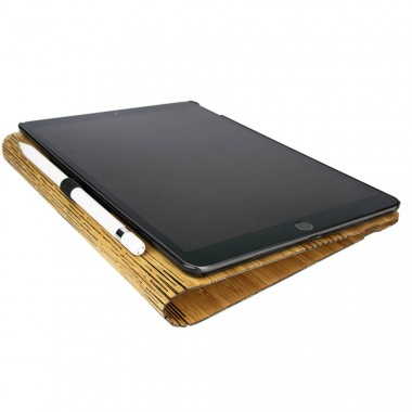JUNGHOLZ Design WoodCase, Tablet, Bambus, iPad Pro 10.5''