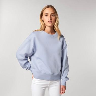 «Circle of life» Sweater Blau, Unisex – studio ciao