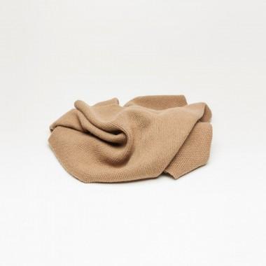 Rimma Tchilingarian The Casual Camel Hair Scarf Feinstes Baby Kamelhaar braun – ungefärbt