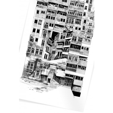 Turm Plakat