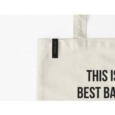 typealive / Baumwolltasche / Best Bag