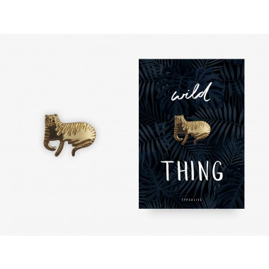 typealive / Pin / Wild Thing