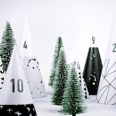 typealive / Adventskalender Wald / Hyggewald