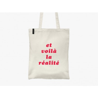 typealive / Baumwolltasche / Réalité / Natur