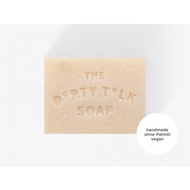 typealive / THE D*RTY T*LK SOAP / Reichhaltiger Pflegel