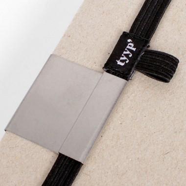 tyyp Stifthalter & Gummiband für DIN A4, A5 und A6