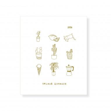 zita products - ULLA Geschirrtuch