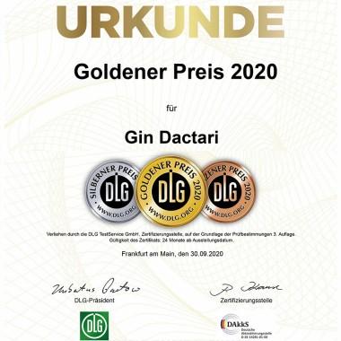 DACTARI GIN, 500ml, 44% Vol – DAC.design