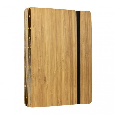 JUNGHOLZ Design WoodCase, Tablet, Bambus, Samsung Galaxy Tab S5e