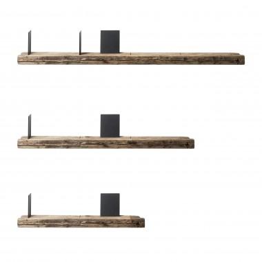 weld & co Wandregal Altholz 01 für leichtbau Wände
