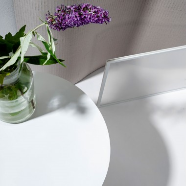 weld & co Beistelltisch Solid 03 weiß