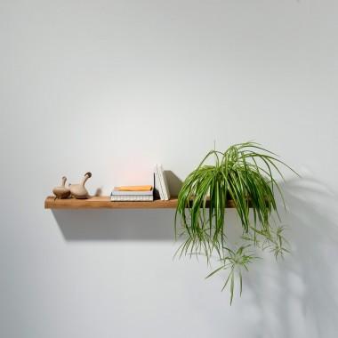 weld & co Wandregal Eiche 01 für leichtbau Wände