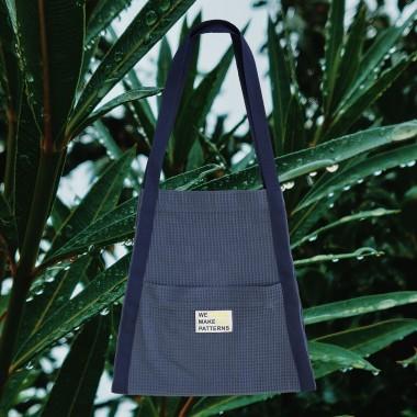 We Make Patterns - Surf Carry Bag Blue