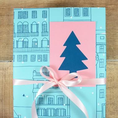 Bow & Hummingbird Geschenkverpackungs-Set Winter Wonder