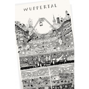 Wolfgang Philippi Wuppertal Plakat