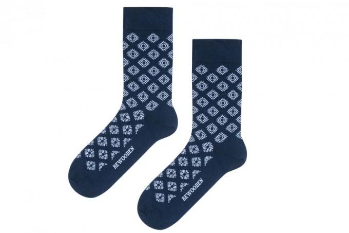 """BeWooden Fashion Herren Socken """"Stella Socks"""""""