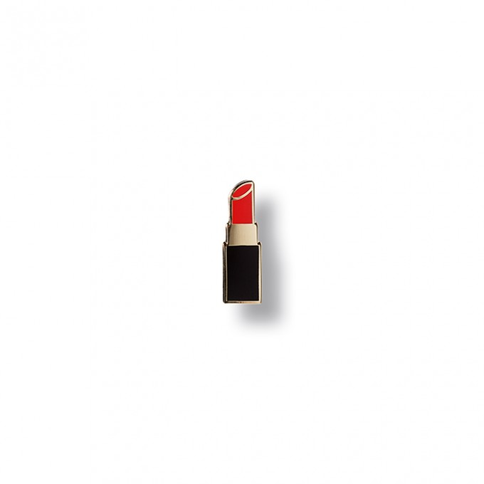 redfries pin lipstick – Pin Hartemaille