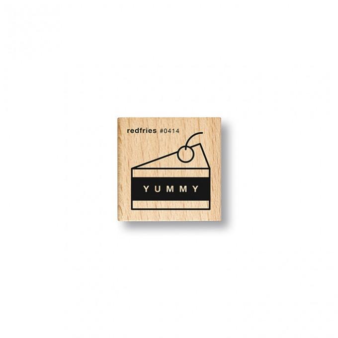 redfries stamp yummy cake – Stempel
