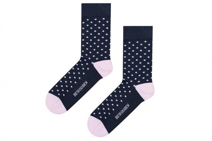 """BeWooden Socken """"Dot Socks"""""""