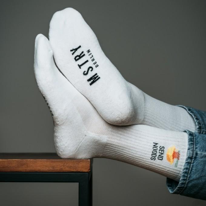 MSTRY Berlin - Send Noods Socken