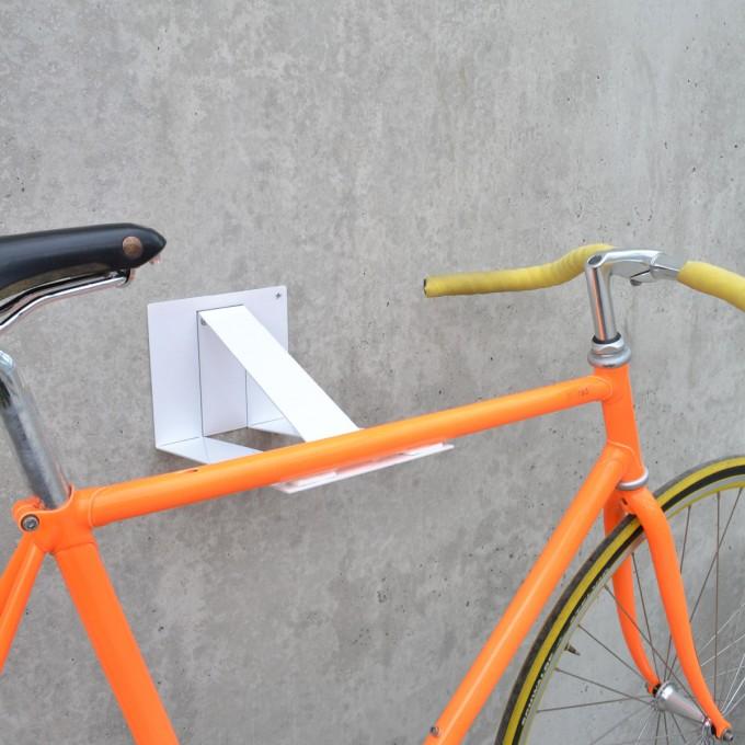 PEPPERMINT PRODUCTS Fahrradwandhalterung aus Stahl
