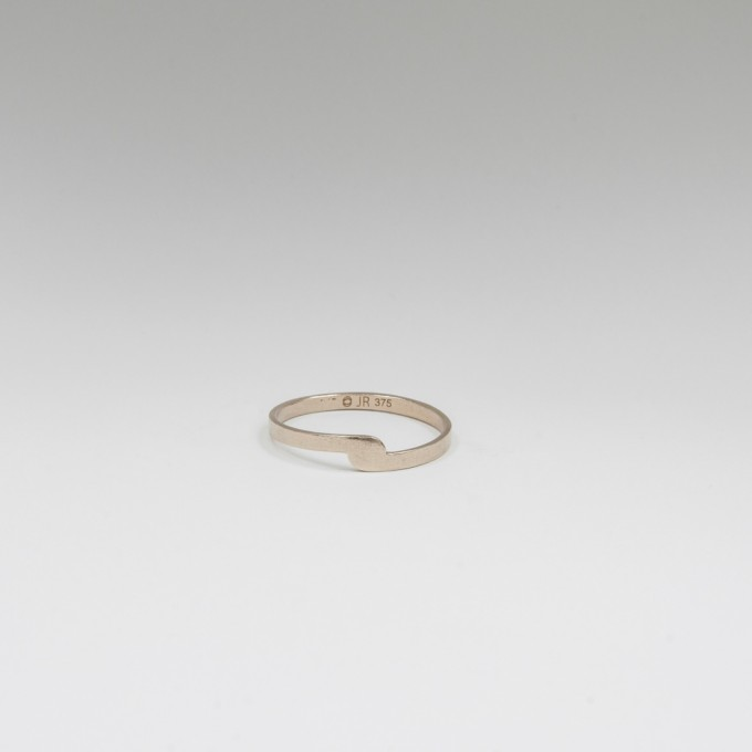 Jonathan Radetz Jewellery, Ring MEET, Gold 375