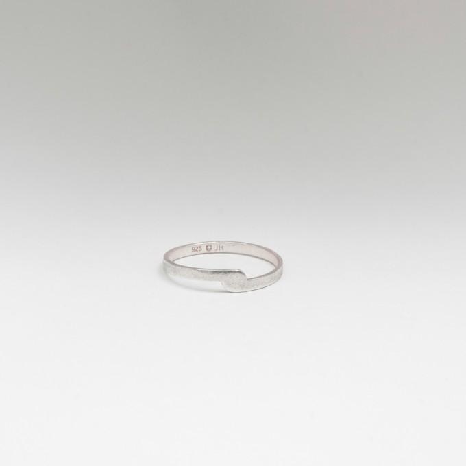 Jonathan Radetz Jewellery, Ring MEET, Silber 925