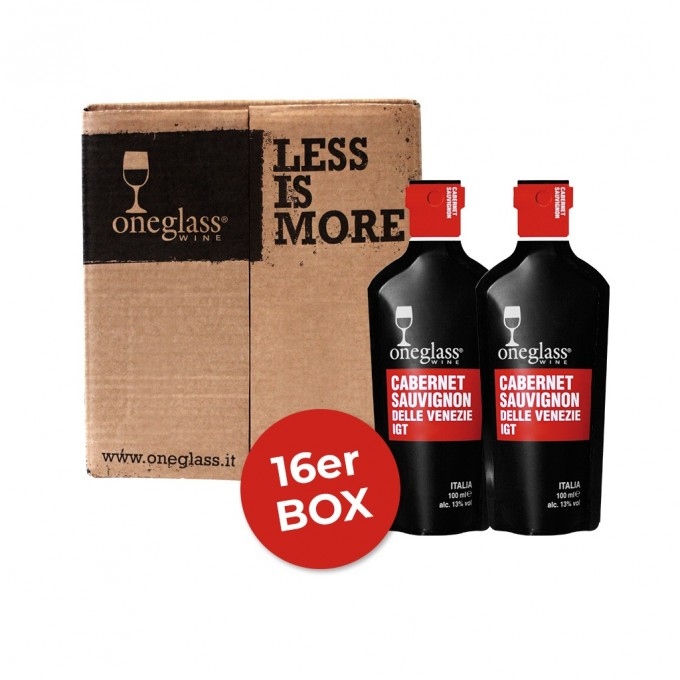 Cabernet Sauvignon Box ONEGLASS100ml