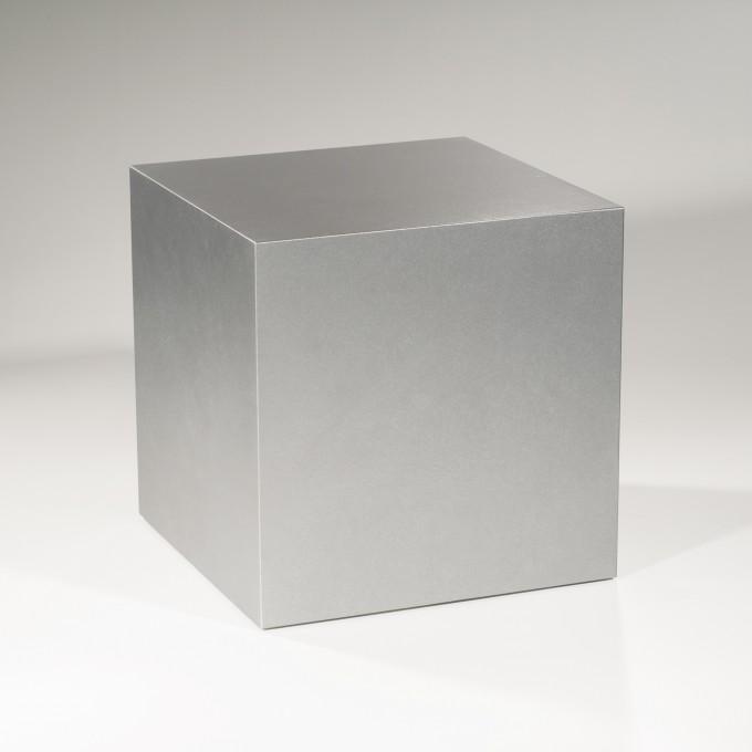 lupadesign pasch6 silber couchtisch beistelltisch hocker. Black Bedroom Furniture Sets. Home Design Ideas