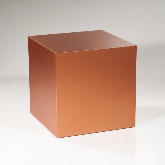 lupadesign pasch6 kupfer couchtisch beistelltisch hocker. Black Bedroom Furniture Sets. Home Design Ideas