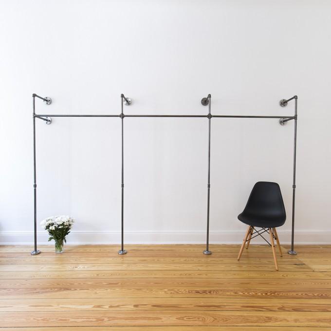 various Offener Kleiderschrank TRIPLE HIGH