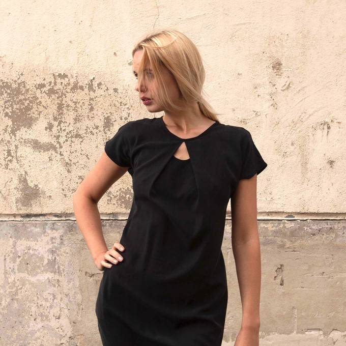 WiDDA berlin - Kleid Soul Explosion schwarz