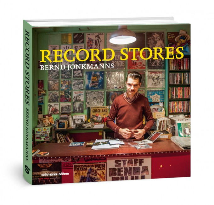 RECORD STORES by Bernd Jonkmanns – A tribute to Record Stores von seltmann+söhne