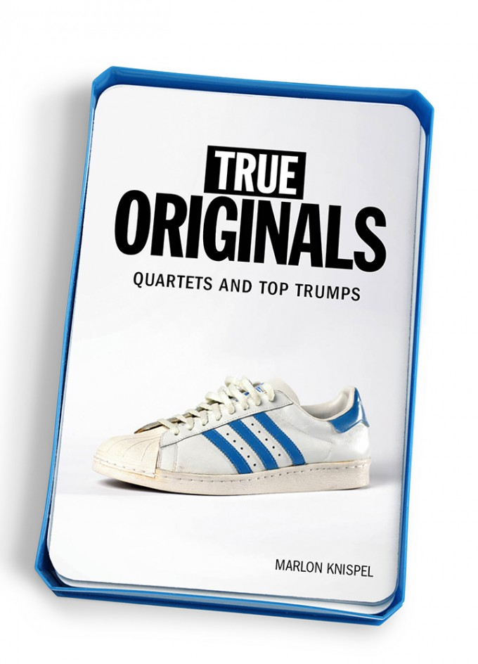 TRUE ORIGINALS – Quartet