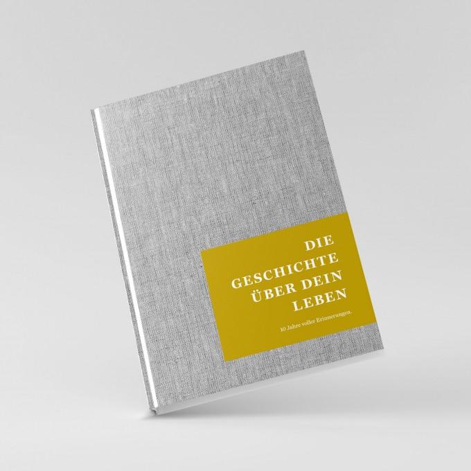 ACD DESIGN.BÜRO / Das 10-Jahre Tagebuch