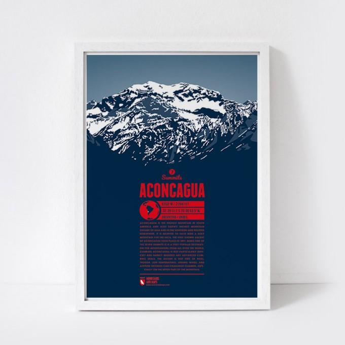 Marmota Maps – Aconcagua - Bergdruck