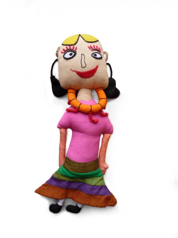 Alexa Lixfeld Puppe A Doll