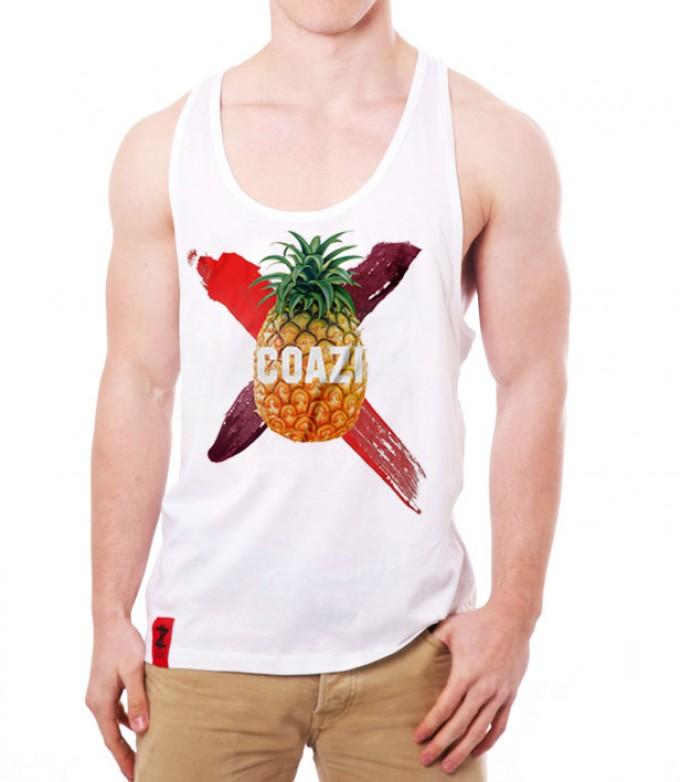 Coazi Ananas Tank-Top