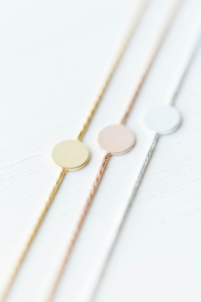 Oh Bracelet Berlin – Armband »Circle« | Recyceltes 925er Sterling Silber