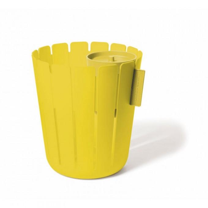 Konstantin Slawinski BASKETBIN Papierkorb (gelb)