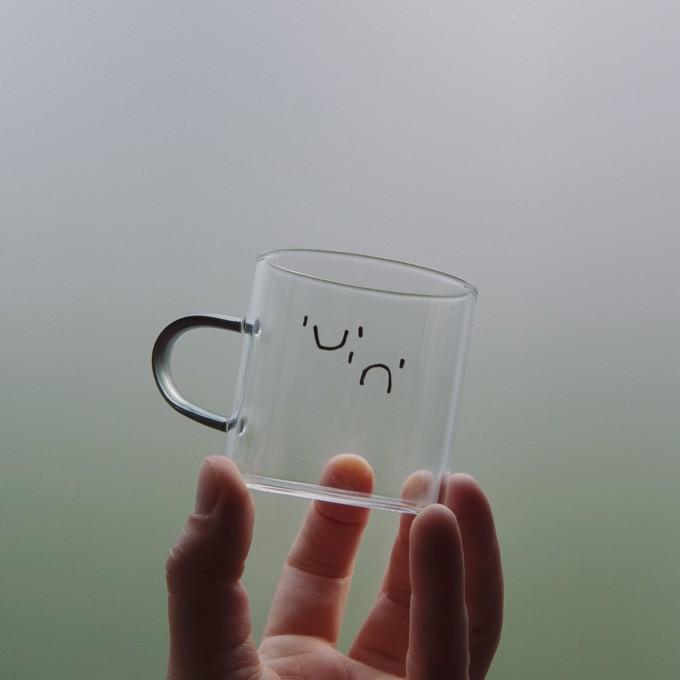 BIPOLAR Espresso Tasse – Johanna Schwarzer